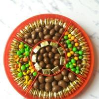 Coklat Tray Sekat 5 Delfi - Silverqueen