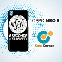 Custom Casing HP Oppo Neo 9 A37 Second Of Summer