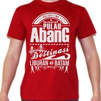 Kaos Pulau Abang Batam