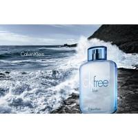 Parfum CK FREE BLUE FOR MAN ORIGINAL NO BOX