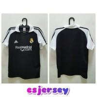 Jersey Retro Real Madrid Away 2001 / 2002 | Baju Bola Jadul
