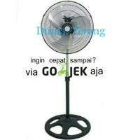 Kipas angin besi kyowa / stand fan kyowa KSF 16 B (warna Coklat)