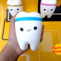 Jual I love teeth squishy teeth replica squishy gigi Murah