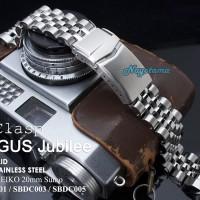 20mm Rantai MILTAT Angus Jubilee Seiko SUMO SBDC001 SBDC005 SBDC049