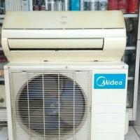 AC Midea Inverter 1PK Low Watt Plus Pasang
