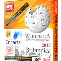 Ensiklopedia Encarta Britannica Wikipedia Indonesia Offline