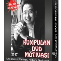Seri Motivasi Tung Desem Waringin, James Gwee, Andrie Wongso (4DVD)