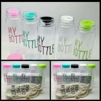 My Bottle + sarung botol