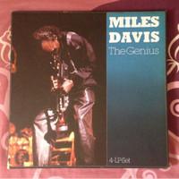 Jual Piringan Hitam Miles Davis - The Genius Murah