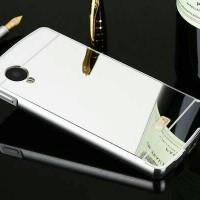 LG Nexus 5 MIRROR Metal Bumper Hardcase Back Case Casing Kesing Cermin