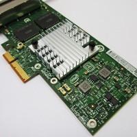 Lan Card Server Intel i340-T4 Quad Port Gigabit HP IBM DELL