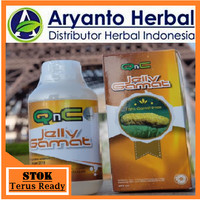 Obat Sakit Pinggang ~Sakit Tulang Punggung - Bokong   QnC Jelly gamat