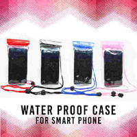 Waterproof / Waterproff / airbag / sarung hp anti air ukuran XL