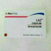 LAZ eceran obat asam lambung