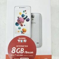 """Handphone Android Evercoss P4 / HP 4"""" + TV"""