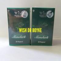 MenoHerb - Produk Wish Dr Boyke