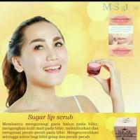 Sugar lip scrub Ms Glow by Cantik skincare ORIGINAL