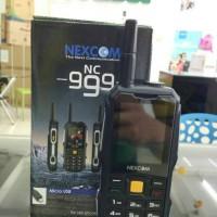 Handphone Murah HP Outdoor Powerbank Nexcom NC999
