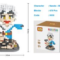 LOZ Nano block Naruto - 9650 - Mitsuki