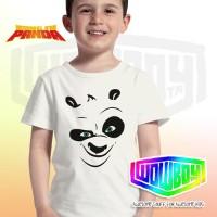 Jual Kaos Baju Anak T-shirt PO Kung Fu Panda - Bayi 1-6th Murah
