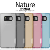 Soft Case Nillkin Samsung Galaxy S8 Plus TPU Nature Series