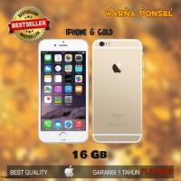 Iphone 6/16GB Gold