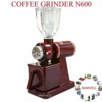mesin giling kopi listrik - coffe grinder N600