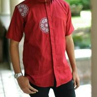 Baju Muslim Koko Model Terbaru Trendy Lengan Pendek KOKO AL FATIH