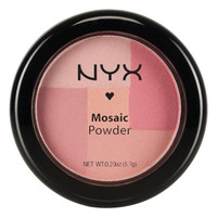 NYX Cosmetics Mosaic Powder Blush - Rosey