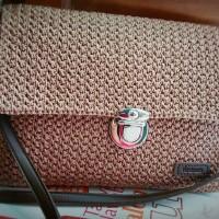 Tas Rajut / crochet bag / handmade