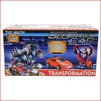 RC Remote Control Deformed Transformers Optimus Prime Car KADO ANAK