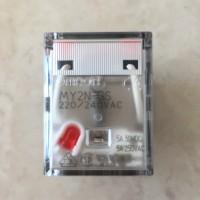 Relay Omron MY2N 220 / 240V AC