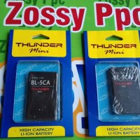 Baterai Battery Nokia BL5CA bl-5ca 1209 1208 2323 1680 1110