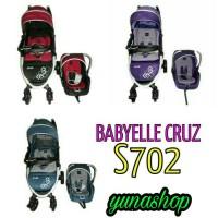 STROLLER BABY ELLE CRUZ travel system