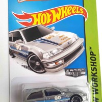 Hot Wheels 1990 Civic EF nouva nova zamac