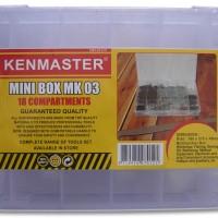 KENMASTER Mini Box (18 comp) (PLST053) MK03