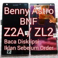 LCD plus TouchScreen Sony Xperia Z2A - ZL2 - D6563 - Docomo