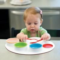 Skip Hop Palette Plate + Bowls
