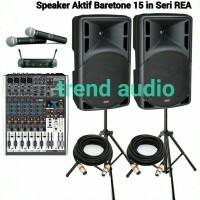 murah paket sound karaoke BEHRINGER+BARETONE