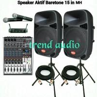 murah paket sound karaoke professional mixer BEHRINGER