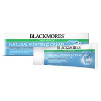 Jual BLACKMORES Natural Vitamin E Cream 50 g Murah