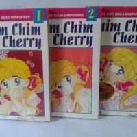 Komik Chim Chim Cherry 1-3 (TAMAT) - Yui Ayumi - Elex Media