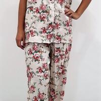 Jual Baju Tidur Celana Panjang Bahan Katun Jepang/Sabata Murah