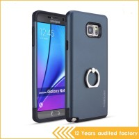 Casing Samsung note 4 caseology  ring armor