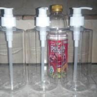 Jual Bottle pump atau Botol Pompa untuk tempat Shampoo atau Sabun Cuci Cair Murah