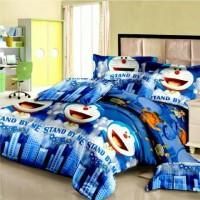 bed cover doraemon ukuran 180x200