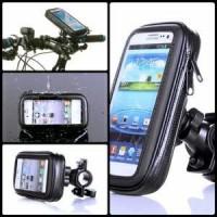 Jual Holder HP FDT GPS Stang Sepeda & Motor Waterproof -Anti Air-5.5 . Murah