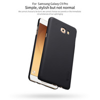 Hard Case Nillkin Original Samsung Galaxy C9 Pro Gratis Anti Gores