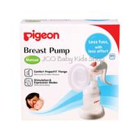Pigeon Breast Pump Manual / Pigeon Pompa Asi Manual