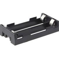 DIY 2*18650 Battery Clip Holder for Box Mod mirip keystone